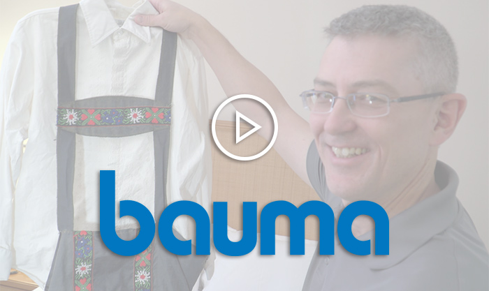 BAUMA PREVIEW