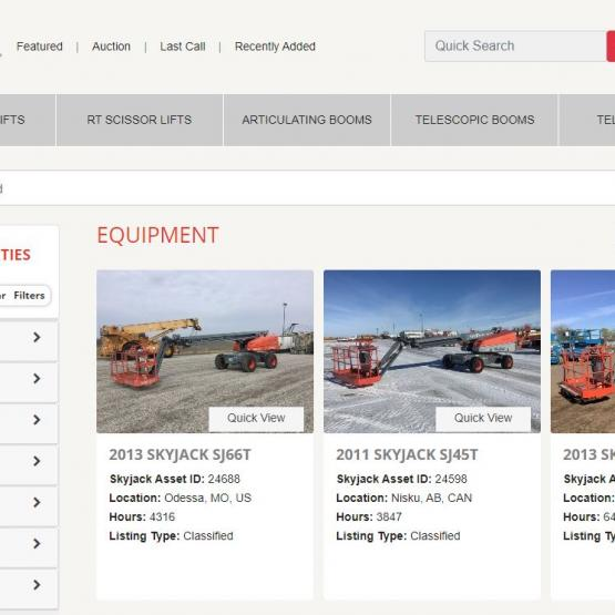used-equip-site